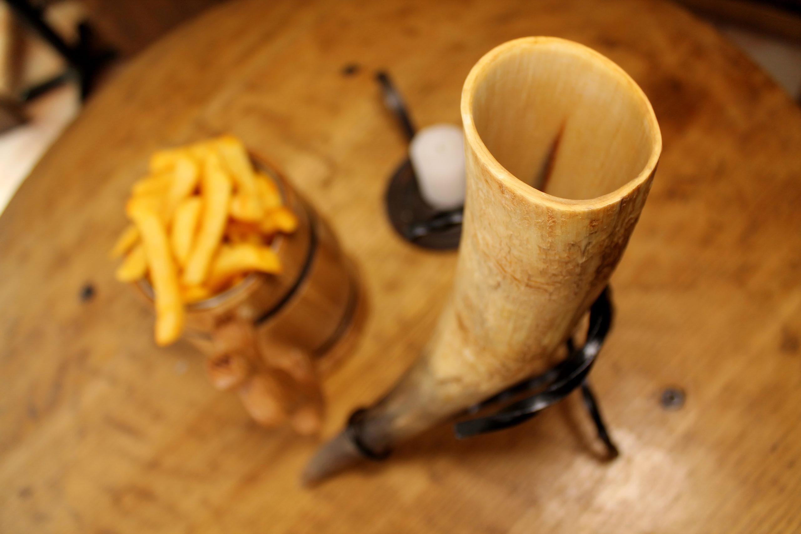Corne à bière - Prise par Nob Guérin