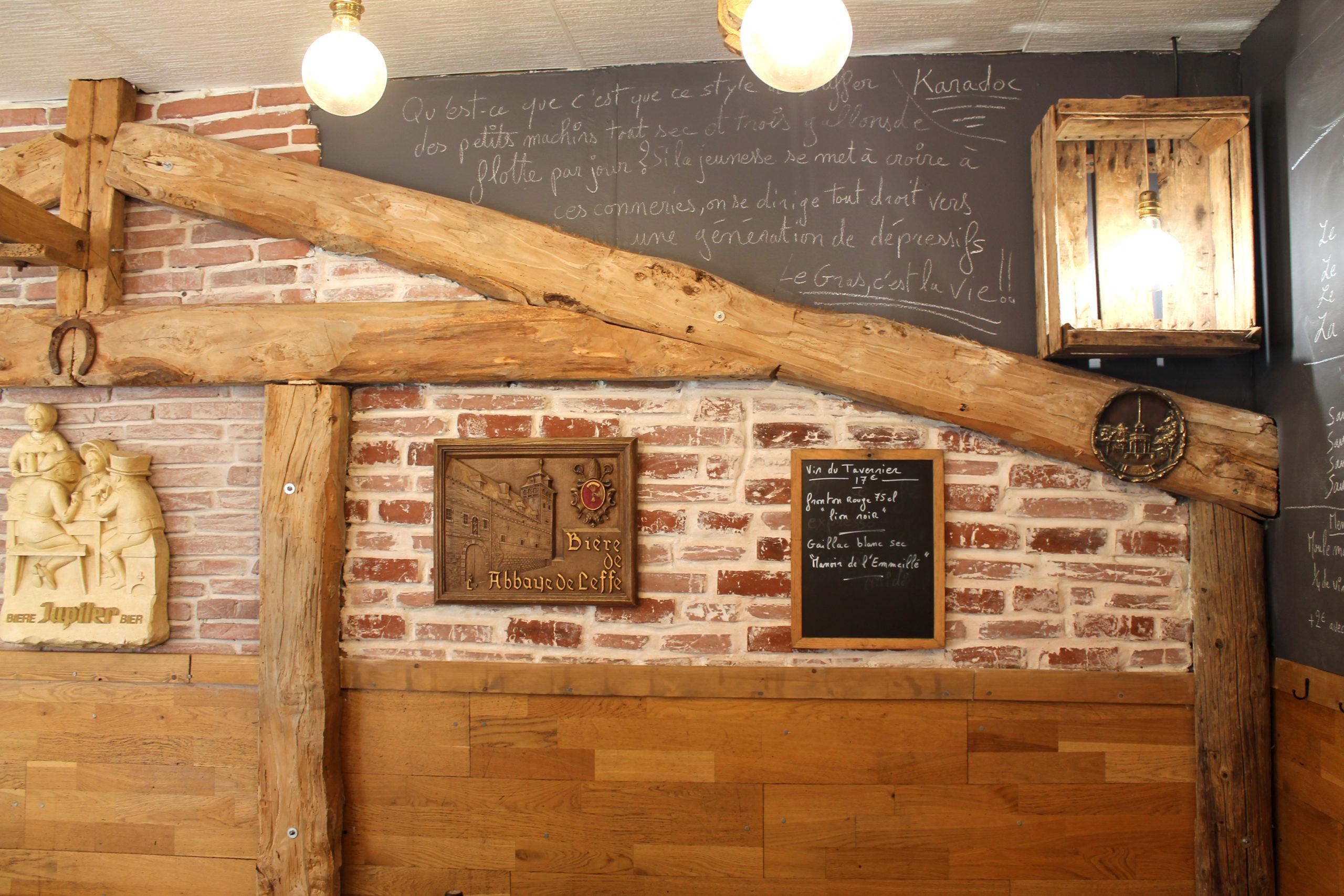 Photo du décor intérieur - Prise par Nob Guérin